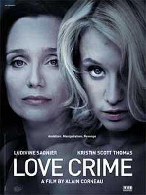 Love crime - Thriller, Drama