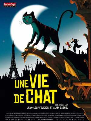Une Vie de Chat - Animation (modern)