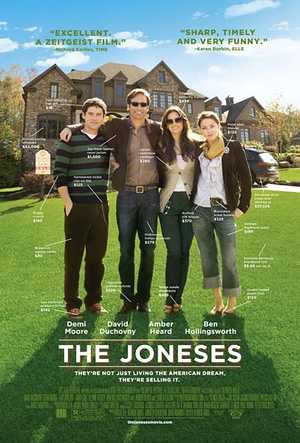 The Joneses - Drama, Comedy
