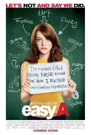 Easy A - Comedy, Romantic