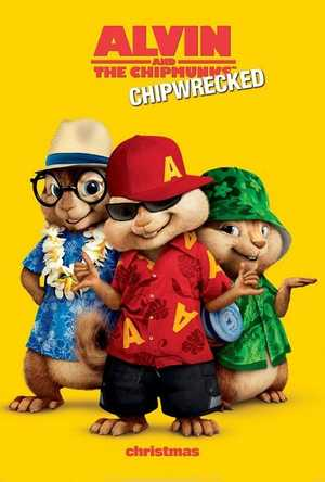 Alvin & The Chipmunks : Chipwrecked - Family, Comedy, Animation (modern)