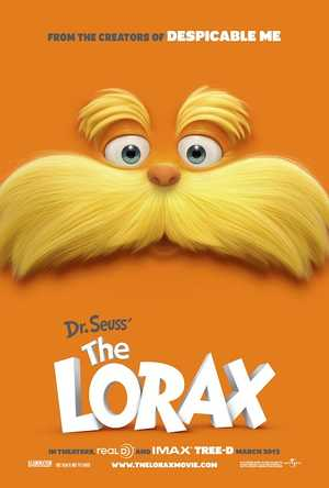 Dr Seuss the Lorax - Animation (modern)