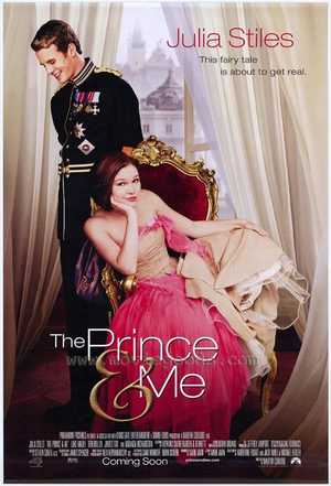 The prince and me - Romantic