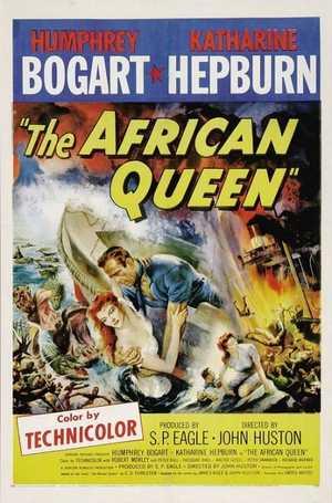 The African Queen - Drama, Romantic, Adventure