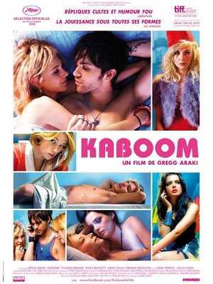 Kaboom - Science Fiction, Comedy