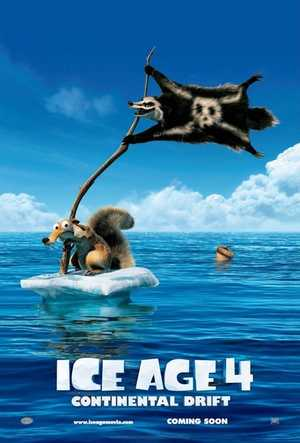 Ice Age 4: Continental Drift - Family, Comedy, Adventure, Animation (modern)