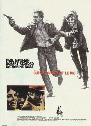Butch Cassidy and the Sundance Kid - Biographical, Action, Western