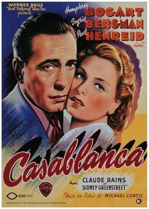 Casablanca - Drama, Romantic