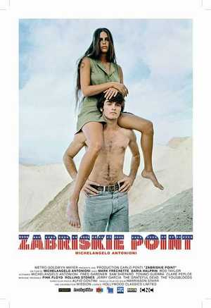 Zabriskie point - Melodrama
