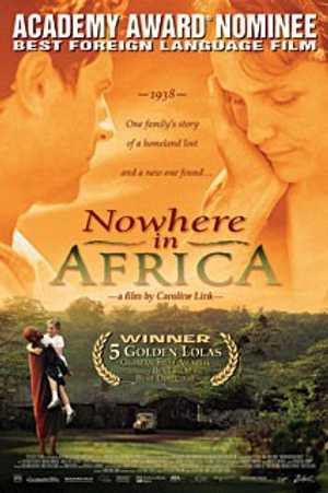 Nowhere in Africa - Biographical, Drama