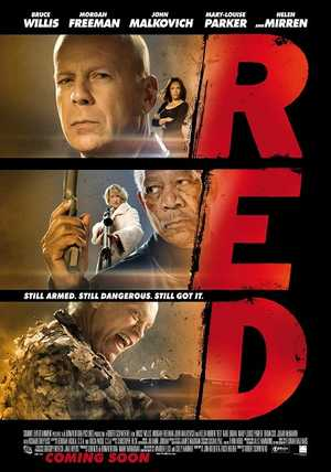 Red - Action, Comedy