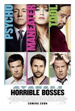 Horrible Bosses - Comedy