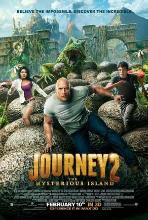 Journey 2: The Mysterious Island - Family, Adventure