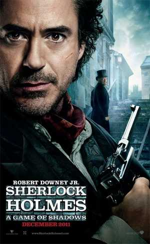 Sherlock Holmes 2: A Game of Shadows - Action, Drama