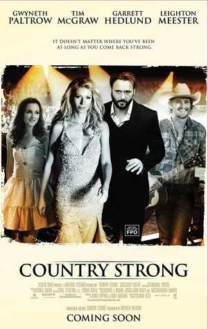 Country Strong - Drama, Musical