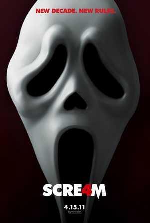 Scream 4 - Horror, Thriller