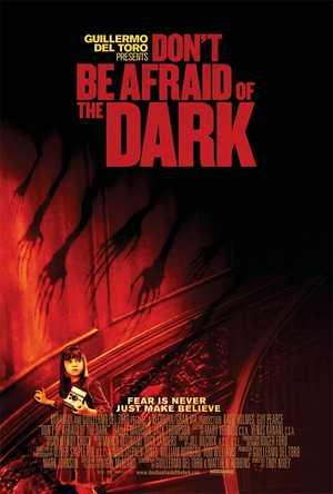 Don't Be Afraid of the Dark - Horror, Thriller