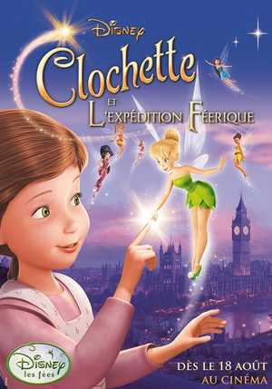 Tinker Bell and the Great Fairy Rescue - Family, Fantasy, Animation (modern)