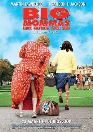 Big Mommas: Like Father, Like Son - Crime, Comedy