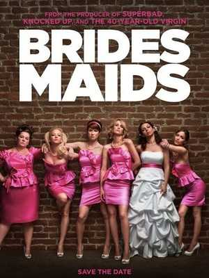 Bridesmaids - Comedy