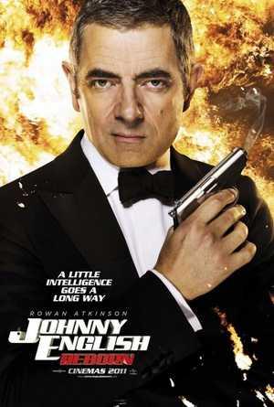 Johnny English Reborn - Comedy
