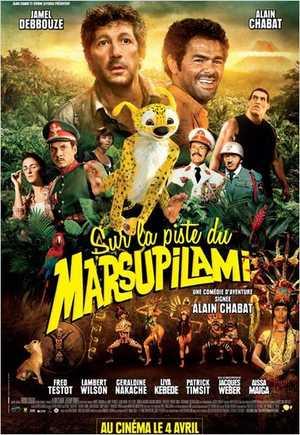 Sur la Piste du Marsupilami - Comedy