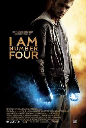 I Am Number Four - Action, Science Fiction, Thriller