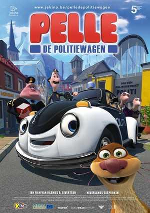 Pelle en de Politiewagen - Animation (modern)