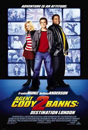 Agent Cody Banks 2 - Action, Comedy
