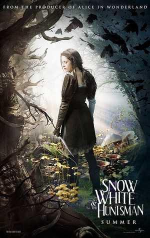 Snow White and the Huntsman - Drama, Adventure