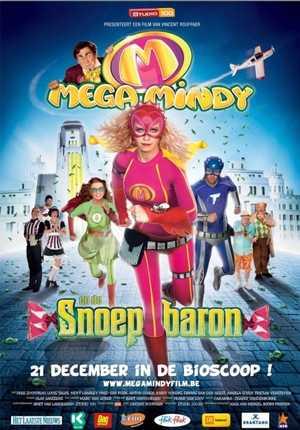 Mega Mindy en de Snoepbaron - Family