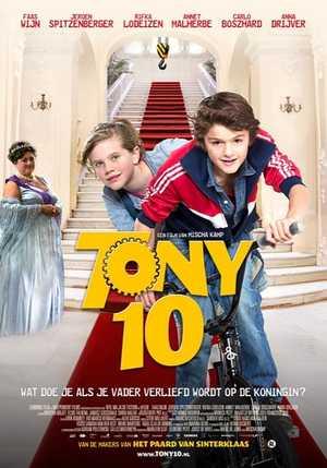 Tony 10 - Family, Comedy