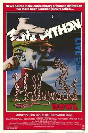 Monty Python live at the Hollywood Bowl - Comedy