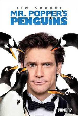 Mr. Popper's Penguins - Comedy