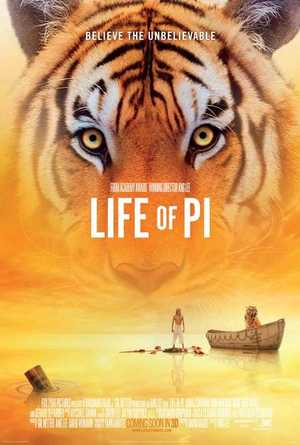 Life of Pi - Drama, Adventure