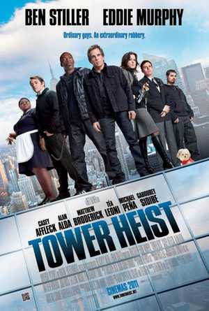 Tower Heist - Action, Comedy