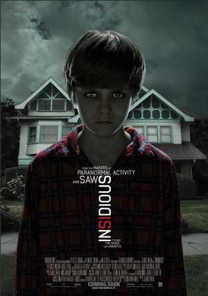 Insidious - Horror, Thriller, Fantasy