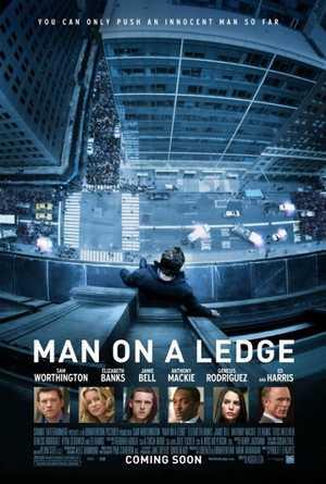 Man on a Ledge - Thriller