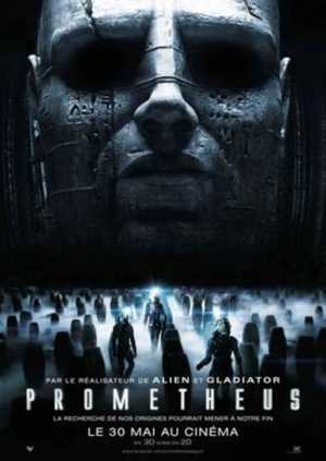 Prometheus - Action, Drama