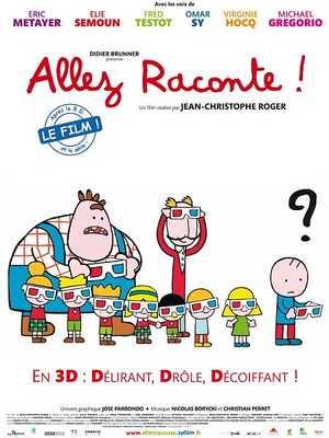 Allez Raconte! - Animation (modern)