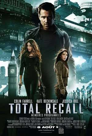 Total Recall - Action, Science Fiction, Adventure