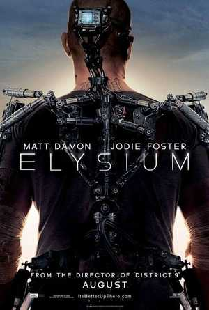 Elysium - Science Fiction, Drama