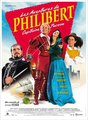 Les aventures de Philibert, capitaine puceau - Comedy