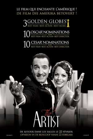 The artist - Comédie dramatique, Romance