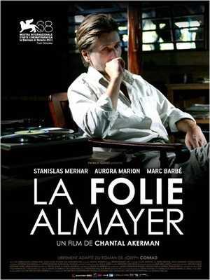 La folie Almayer - Drame