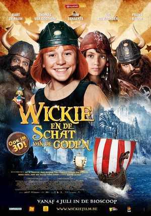 Wickie auf grosser Fahrt - Famille, Comédie