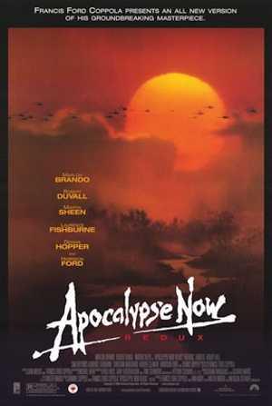 Apocalypse now redux - Film de guerre