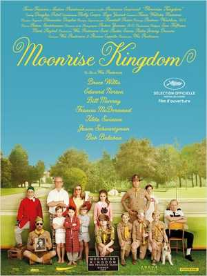 Moonrise Kingdom - Drame