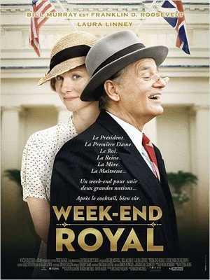 Week-end Royal - Drame, Comédie, Romance