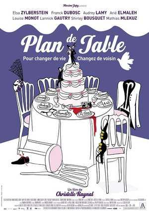 Plan de table - Comédie, Romance